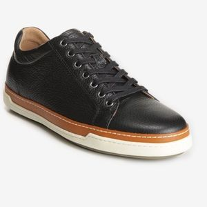 Allen Edmonds Porter Derby Leather Sneakers